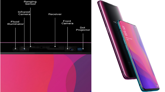 Features of Oppo find x