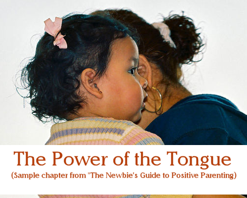 The Power of the Tongue – Rebecca Eanes