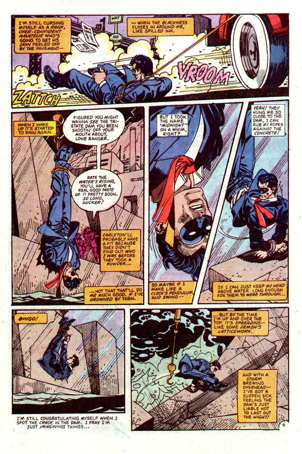 Read online Secret Origins (1986) comic -  Issue #28 - 31