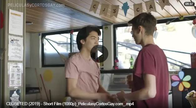 CLIC PARA VER VIDEO CLOSETED - CORTO GAY - (Sub. Esp) - EEUU - 2019