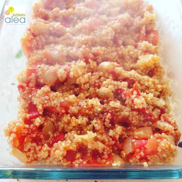 Cocinar la quinoa