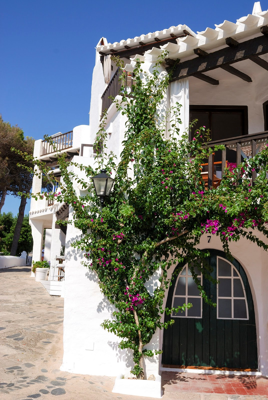 Binibequer Vell Menorca Spain itinerary what to do