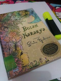 Bulan Narayya: Novel Tentang Cinta dan Skizofrenia