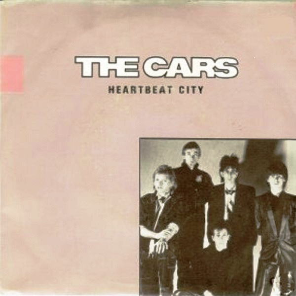 The Cars. Heartbeat city