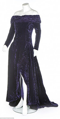 19 Years After Her Death, Princess Diana's Velvet Dress Just Sold At Auction For N22m