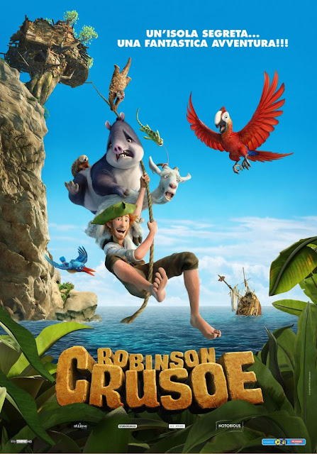Robinson Crusoe (2016) Free Download