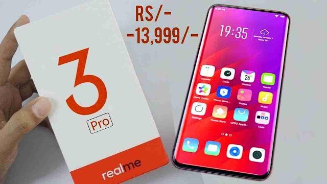 Realme 3 Pro, Realme