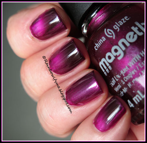China Glaze: Positively In Love