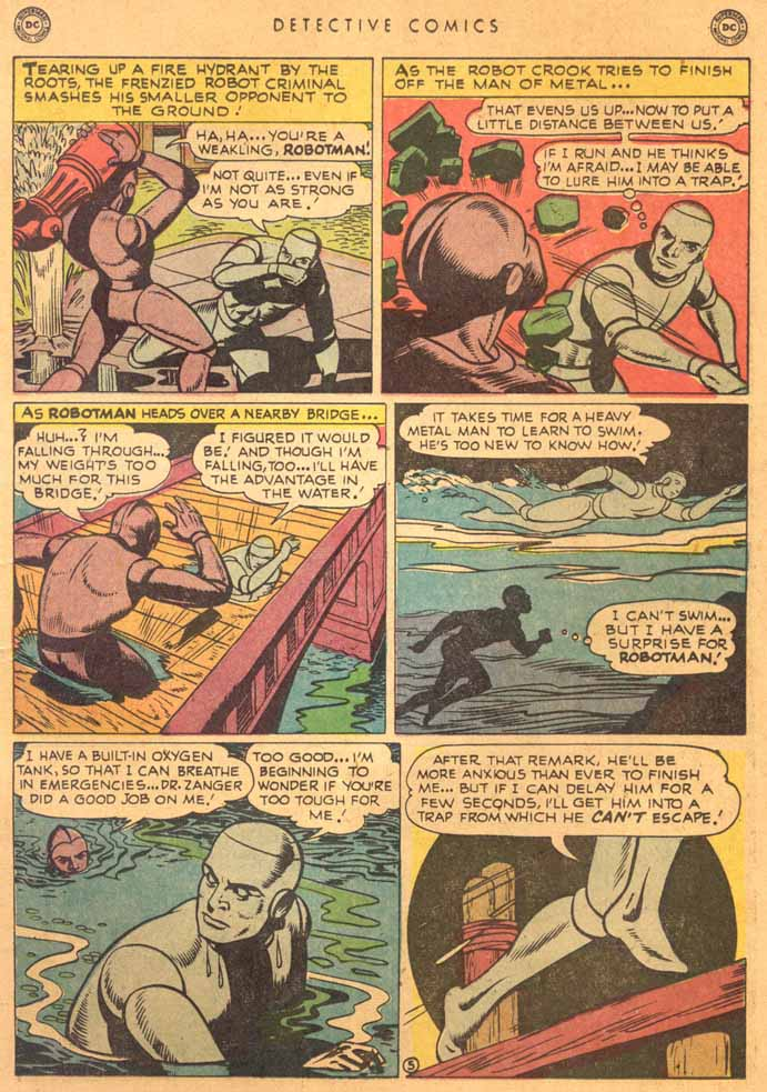 Detective Comics (1937) 153 Page 20