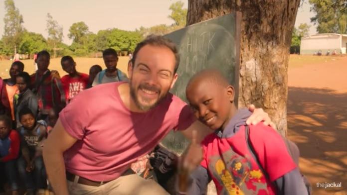 ActionAid ha scelto The Jackal per lo spot sulle adozioni a distanza - Video