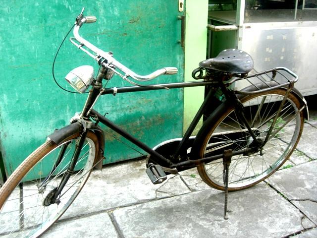 Warung Onthel Sepeda Hercules (Rakitan ber Speed 3)