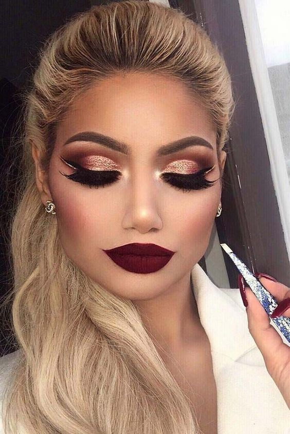 great makeup idea
