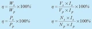 Contoh Soal Perhitungan Pada Trafo