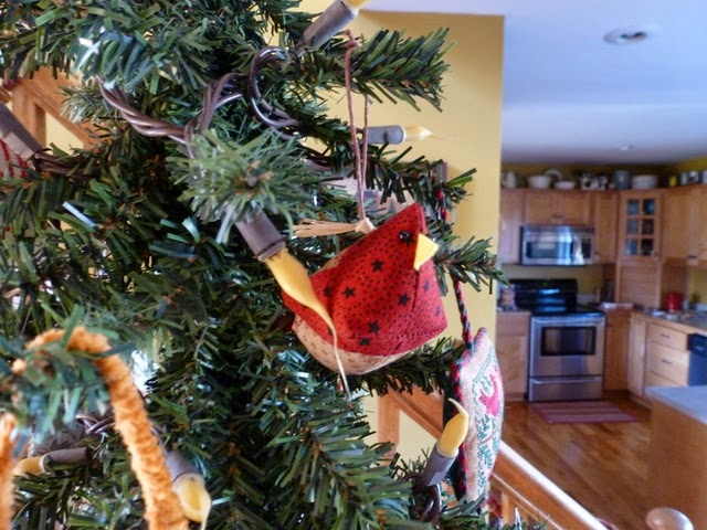 The Easily Influenced Stitcher: Christmas Exchanges