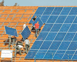 العالم يتجه نحو الطاقة المستدامة