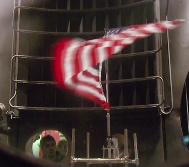 Resultado de imagen para flag on the moon assembly problems