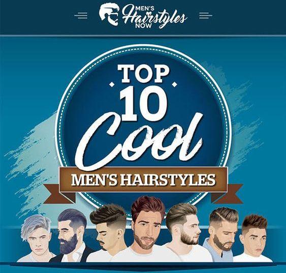 Top 10 kiểu tóc đẹp chất đừng hỏi dành cho nam giới