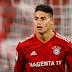 Ronaldo Ajak James Rodriguez Gabung Juventus