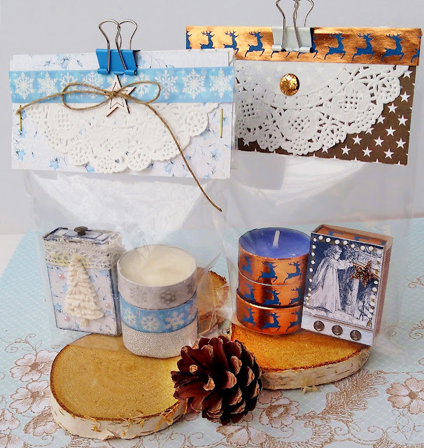 świeczki handmade