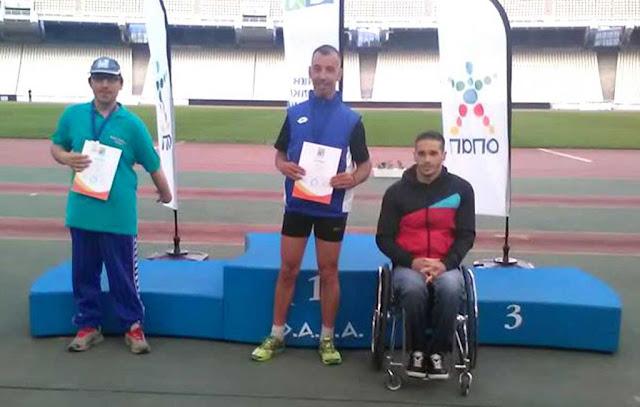 Βασίλειος Σιδέρης: Συγχαρητήρια στον αθλητή Νάσο Κουρτέση