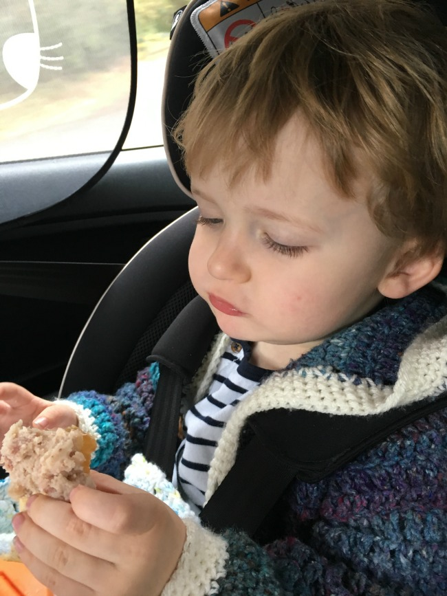 toddler-eating-in-car-seat