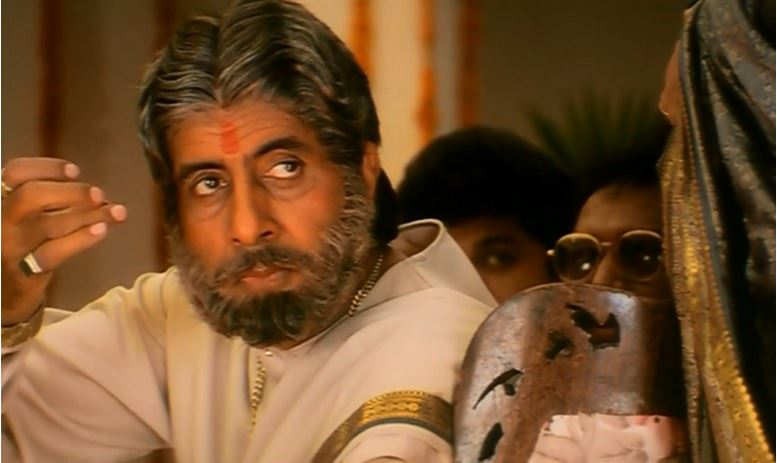 why Amitabh Bachchan's film Suryavansham airs on Sony Max every other day