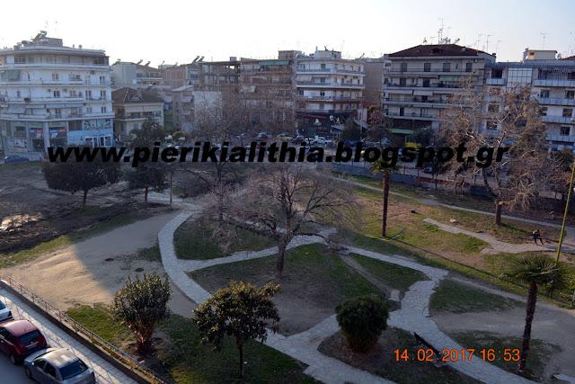 Ξεχάστε την πλατεία Ευκαρπίδη όπως τουλάχιστον την ξέρατε μέχρι σήμερα...