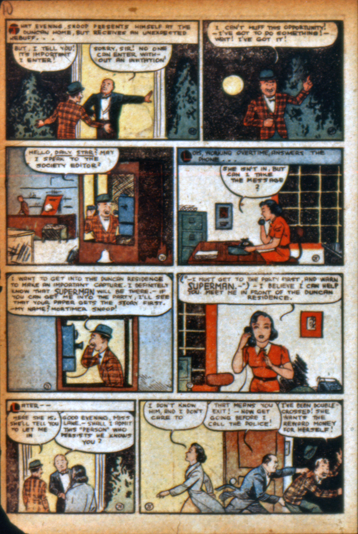 Read online Action Comics (1938) comic -  Issue #9 - 13