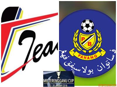 Live Streaming Terengganu FC II vs Pahang MB Terengganu Cup 17 Januari 2018