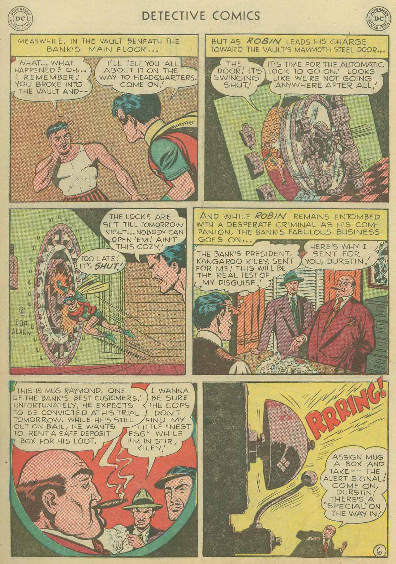 Read online Detective Comics (1937) comic -  Issue #175 - 8