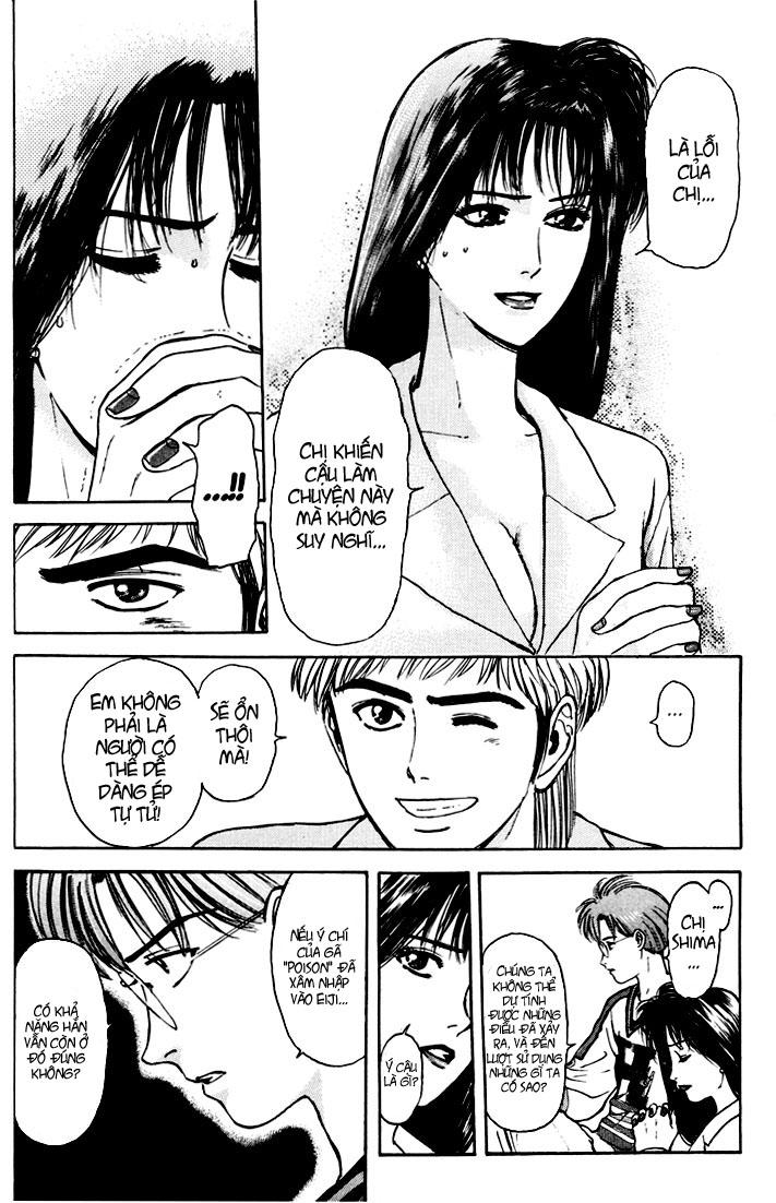 Psychometrer Eiji chapter 39 trang 15