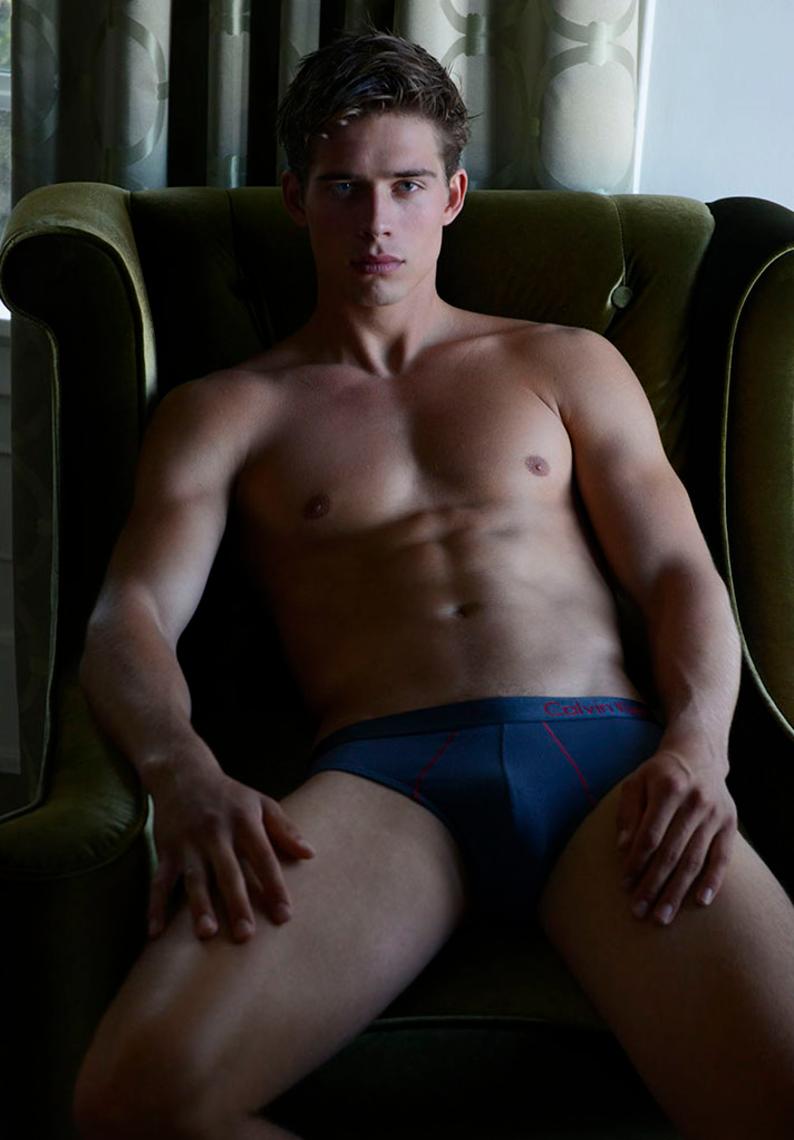 Leif Erik at DT Model Management by Jerrad Matthew | Male
