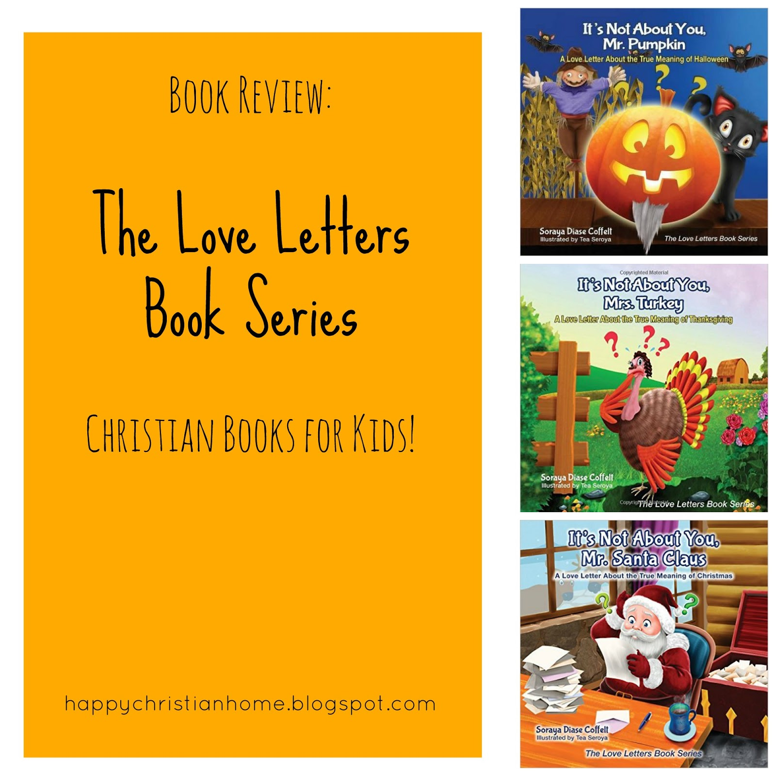 book review the love letters book series for kids - True Meaning Of Halloween Christian