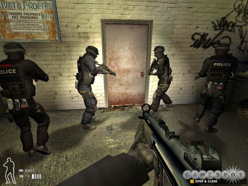 FREE DOWNLOAD SWAT 4 FULL VERSION GAME