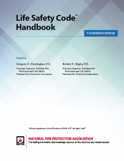 NFPA 101 , HANDBOOK  2018 ,SMOKE MANAGEMENT;NFPA 92,NFPA 101,ATRIUM;ASHARAE,NFPA