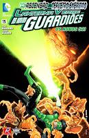 Os Novos 52! Lanterna Verde - Os Novos Guardiões #15