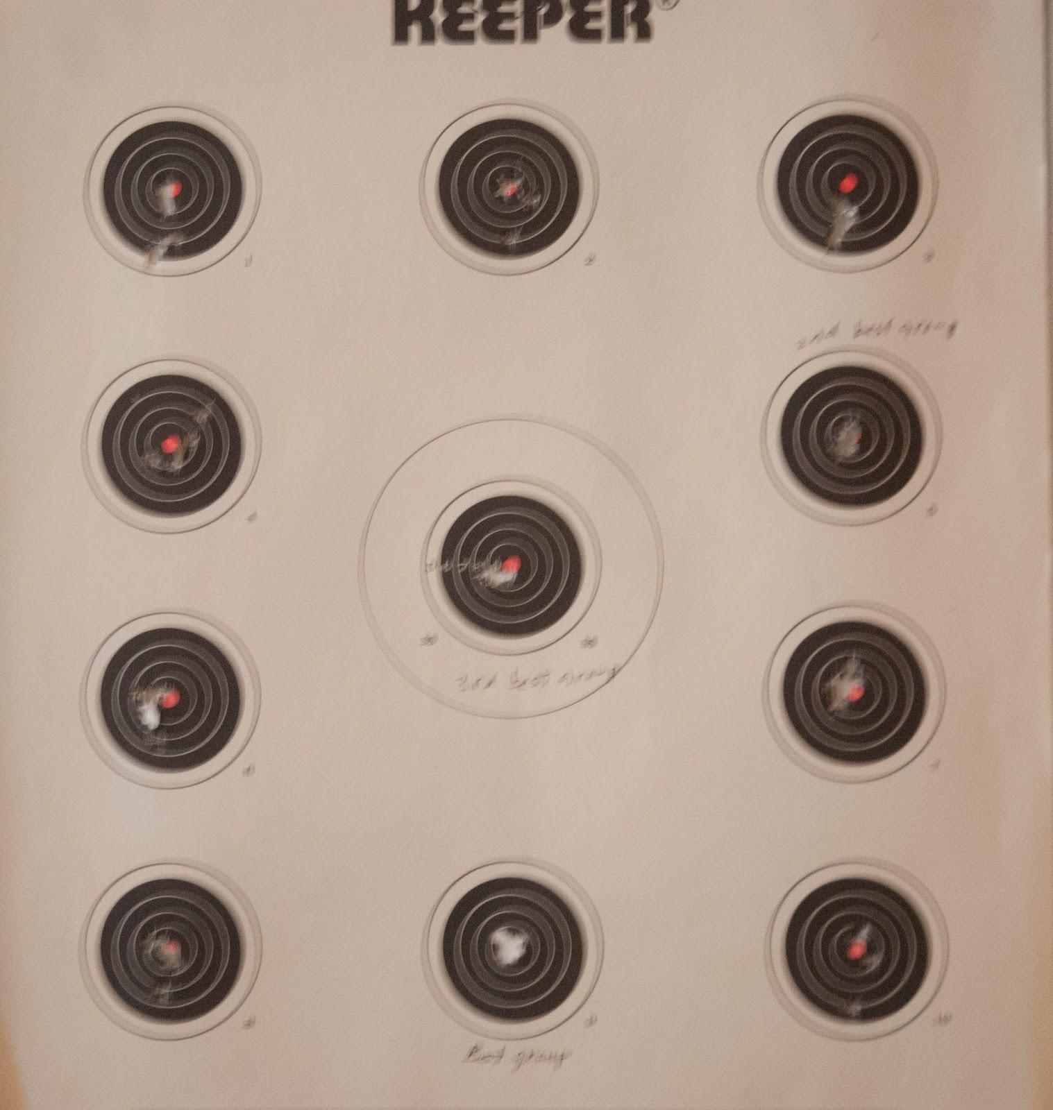 Feinwerkbau Sport 124 Rediscovered   My Shooting Times
