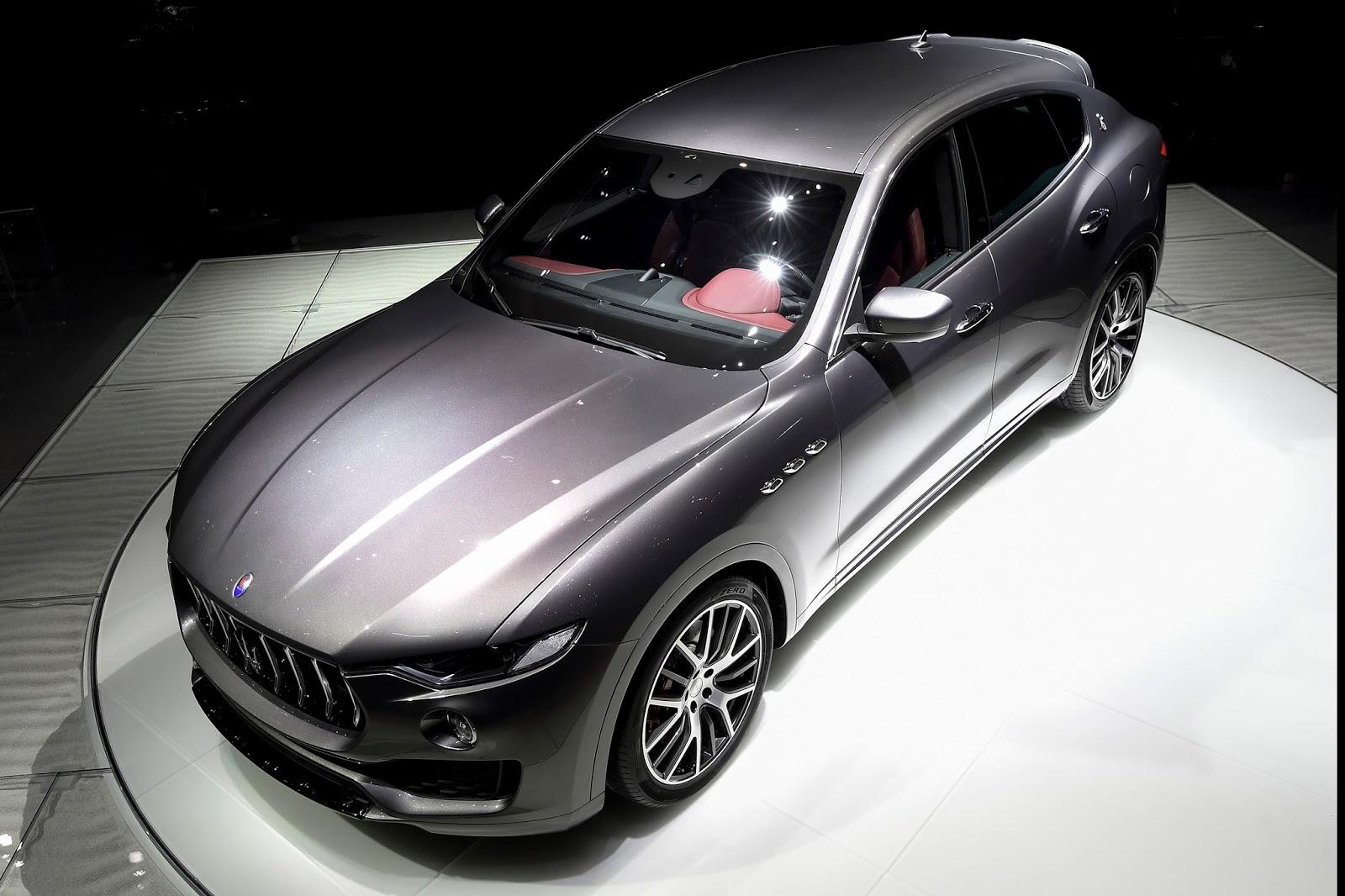56d5807f6f2cf Τα πάντα για το πρώτο SUV της Maserati autoshow, Maserati, Maserati Ghibli, Maserati Ghibli S, Maserati Ghibli S Q4, Maserati GranTurismo, Maserati Levante, Maserati Levante S, Maserati Quattroporte, zblog