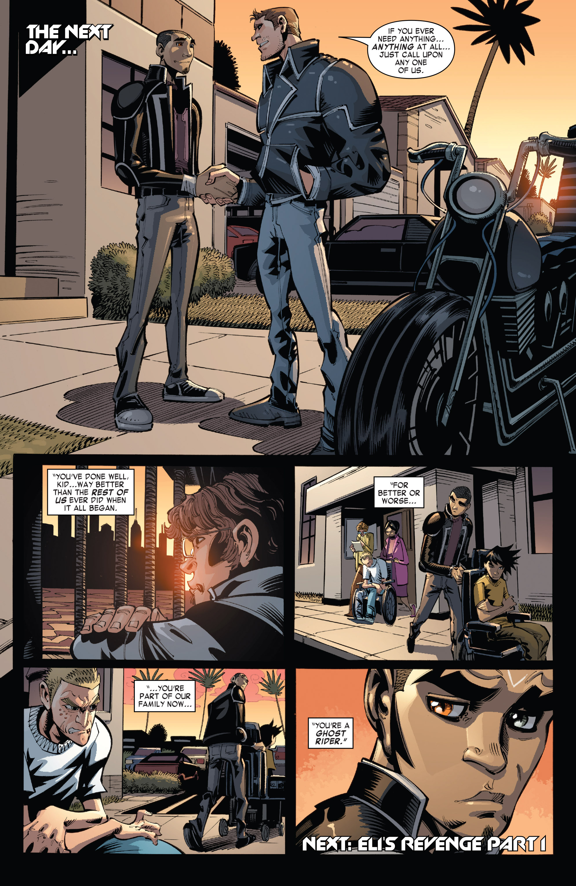 Read online All-New Ghost Rider comic -  Issue #10 - 22
