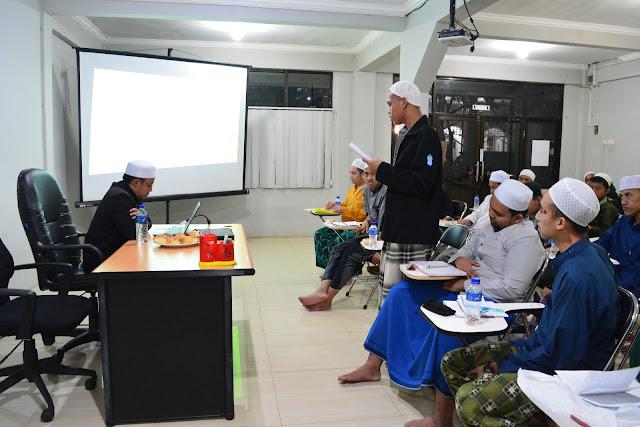 Penutupan Diskusi BSO el-Kisah mengangkat Tema  Menyambut Masa Depan Peradaban Islam di Melayu Nusantara