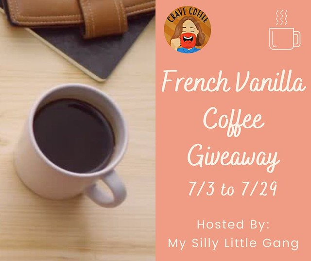 French Vanilla Coffee Giveaway