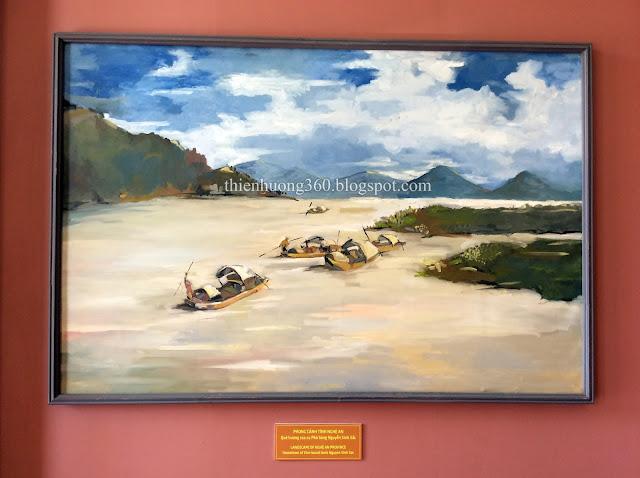 Nghệ an, Quê hương của Cụ Nguyễn Sinh Sắc