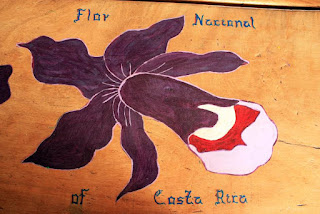 Flor nacional de Costa Rica