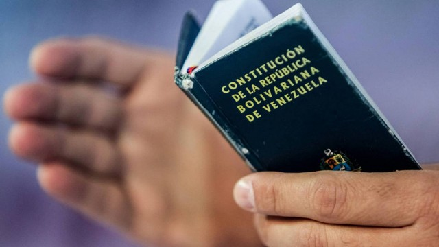 Ramón Guillermo Aveledo: El inútil afán despótico