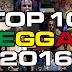 TOP 10 REGGAE 2016
