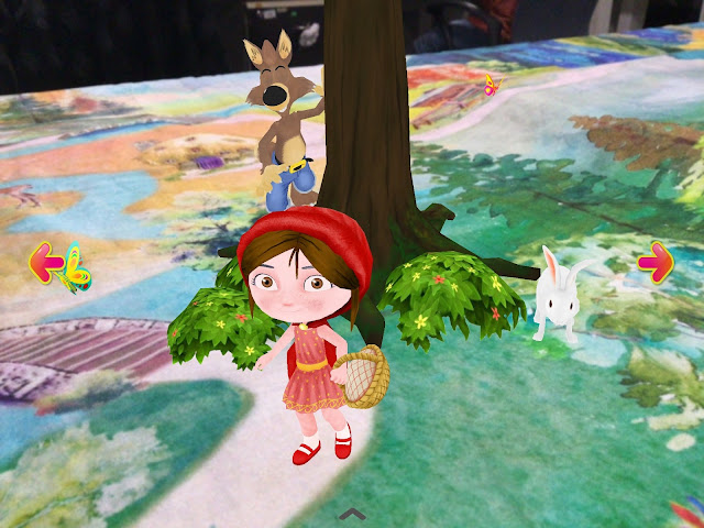 Tata Elxsi helps Welspun to engage kids in immersive storytelling using Augmented Reality