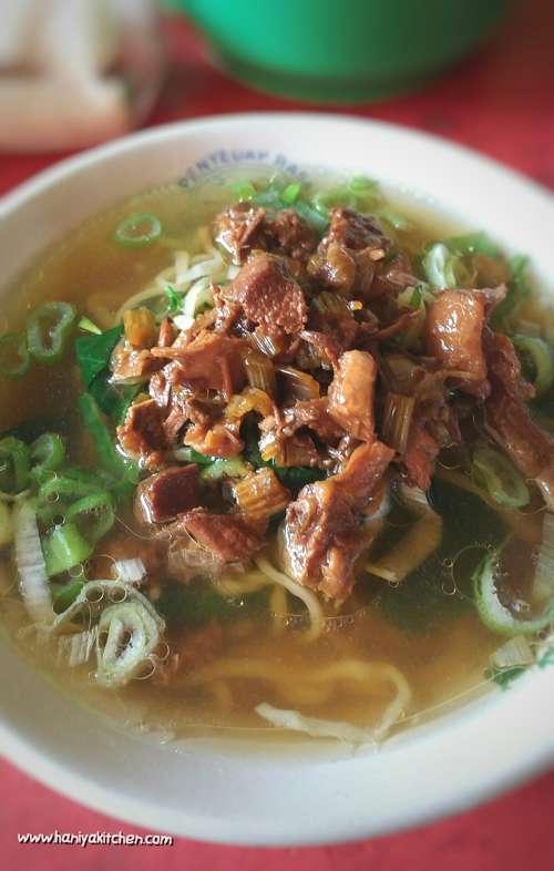 Resep Mie Ayam Homemade