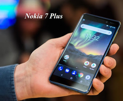 Nokia 7 Plus specifications  Network Technology जीएसएम / सीडीएमए / एचएसपीए / ईवीडीओ / एलटीई Launch 2018, फरवरी