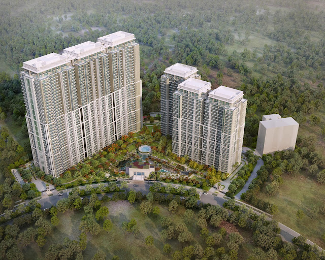 "DLF5 announces ""The Crest"", its latest luxury offering in residential properties"