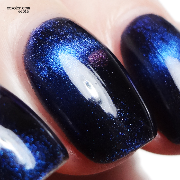 xoxoJen's swatch of KBShimmer No Comet